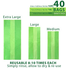 Load image into Gallery viewer, Debbie Meyer® Green Bags® 40pc Set