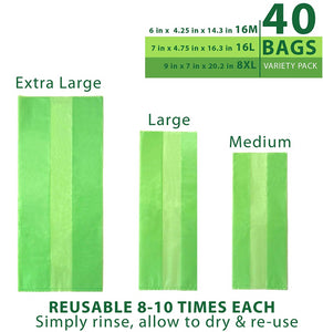Debbie Meyer® Green Bags® 40pc Set