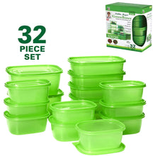 Load image into Gallery viewer, Debbie Meyer® GreenBoxes™ | 32pc Storage Set