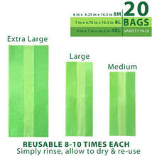 Load image into Gallery viewer, Debbie Meyer® Green Bags® 20pc Set