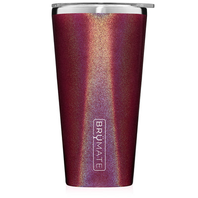 BruMate - IMPERIAL PINT 20OZ | GLITTER MERLOT at Buffalo Bills Western