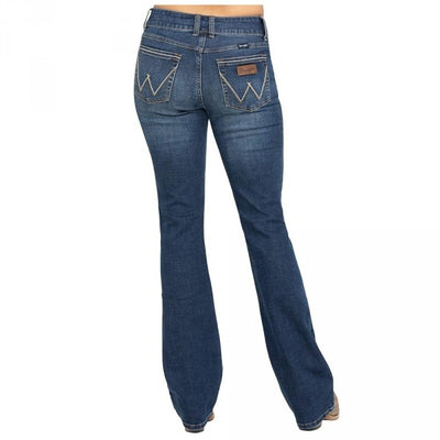 Wrangler - Retro Mae Mid Rise Jeans - NEW at Buffalo Bills Western