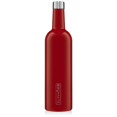 BruMate - WINESULATOR™ 25OZ WINE CANTEEN | CHERRY V2.0 at Buffalo Bills Western