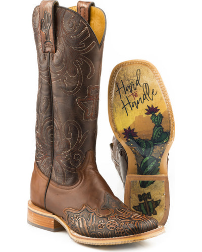 Tin Haul - Womens Cactooled Boots at Buffalo Bills Western