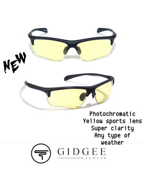 Gidgee Eyes - Elite - Yellow Comp Sunglass