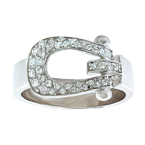 Montana Silversmith - Stirrup Bling Ring at Buffalo Bills Western