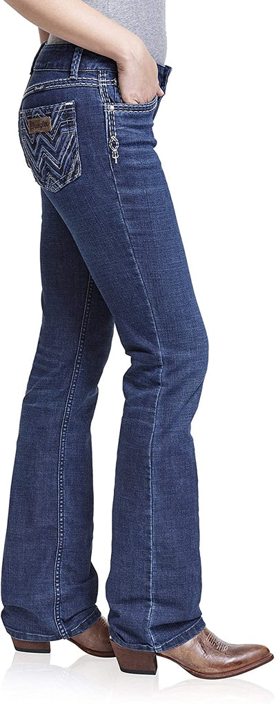 Wrangler - Retro Low Rise Sadie Jeans - Pacos at Buffalo Bills Western