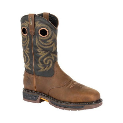 Georgia Boots - Carbo Tec LT Steel Toe Boot at Buffalo Bills Western