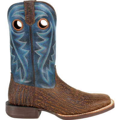 Durango - Mens Navy Rebel Pro Vented Boot at Buffalo Bills Western