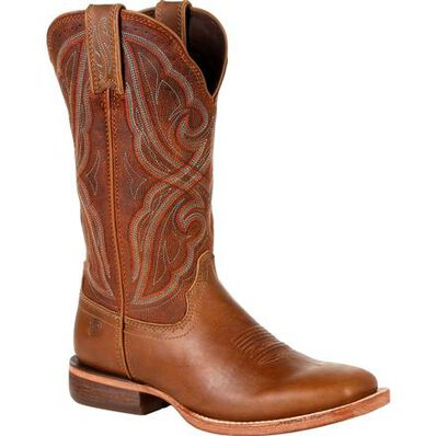 Durango - Womens Chestnut Arena Pro Boots at Buffalo Bills Western