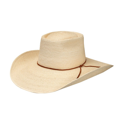 "Sunbody - Reata III 4.5"" Brim Oak hat at Buffalo Bills Western"