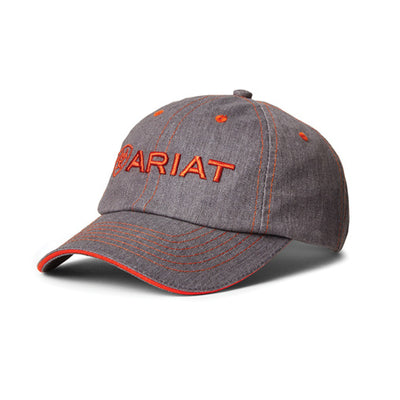 Ariat - Uni Team II Cap Grey/Red Clay at Buffalo Bills Western