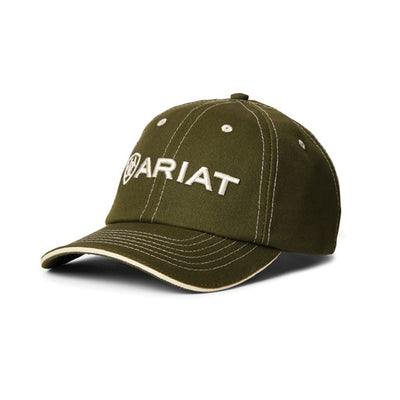 Ariat - Uni Team II Cap Olive/Cream at Buffalo Bills Western