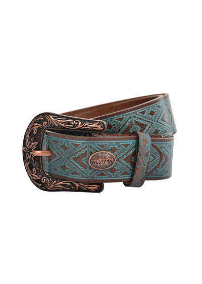 Pure Western - Womens Jules Belt at Buffalo Bills Western