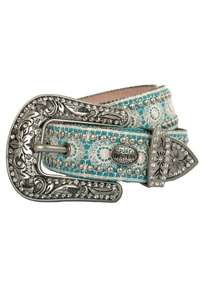 Pure Western - Womens Jayne Belt at Buffalo Bills Western