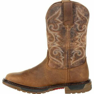 Rocky - Womens Original Ride Flx Waterproof Boots at Buffalo Bills Western