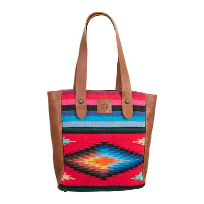 STS Ranch - Fiesta Tote Bag at Buffalo Bills Western
