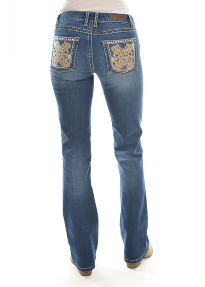 Wrangler - Rock 47 Relaxed Boot Cut - X0W2247489 at Buffalo Bills Western