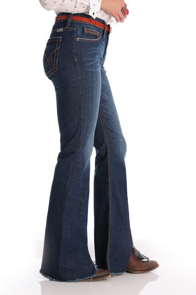 Cruel Girl - Hannah Flare Retro Jeans at Buffalo Bills Western