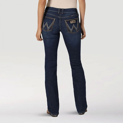 Wrangler - Retro Low Rise Sadie Jeans - Emma at Buffalo Bills Western