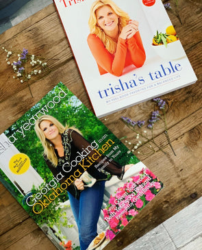 Trisha's Table Cook Book