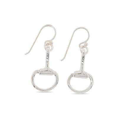 MJC - Horse Bit Drop Earrings at Buffalo Bills Western