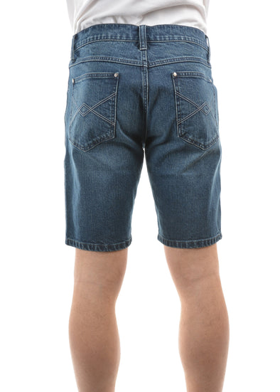 Pure Western - Mens Morrison Shorts at Buffalo Bills Western
