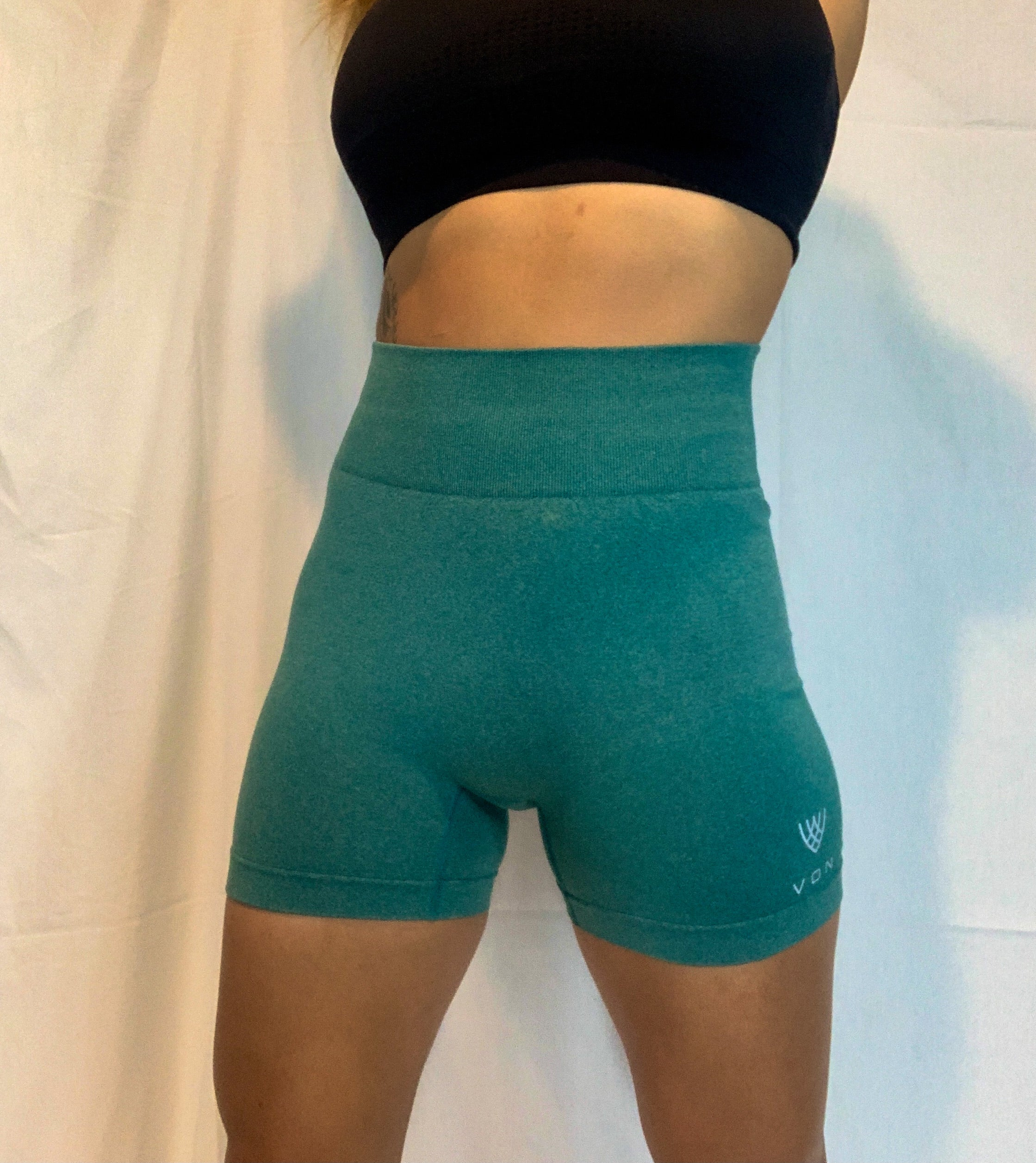 Lagoon Seamless Cycling Shorts