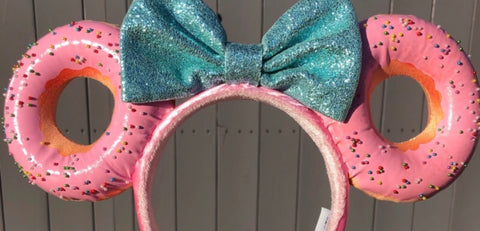 Minnie Ears Doughnuts