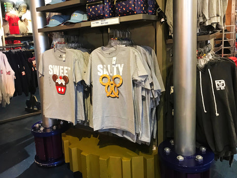 Salty Sweet Disney TShirts