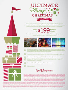 Ultimate Christmas Package (5 Night/4 Day)