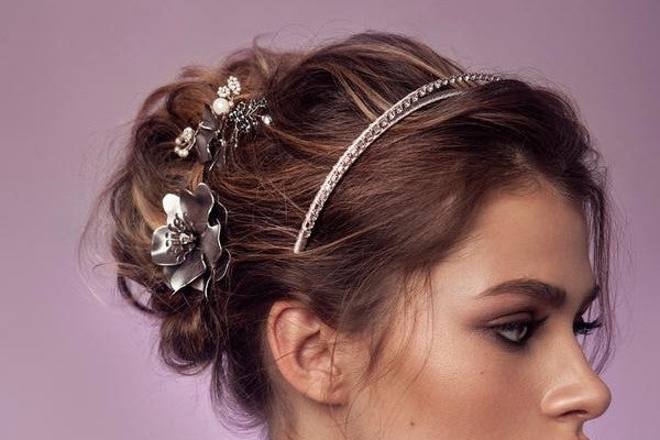 HEADPIECE SPOTLIGHT // Wild at Heart