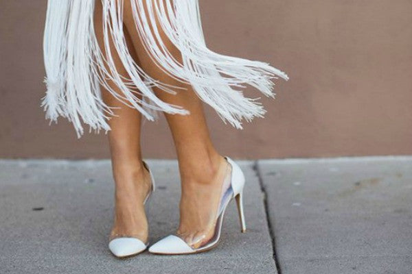 BRIDAL TRENDS // Fringe