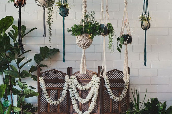 BRIDAL TRENDS // For the Love of Macrame