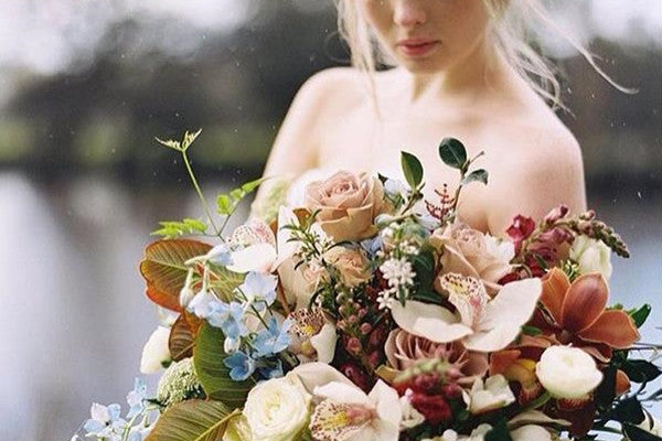 FALL FLORALS OF INSTAGRAM // This Month's Top 10 Flower Bouquets
