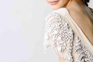 FALL WEDDING TREND WE LOVE // BEADING