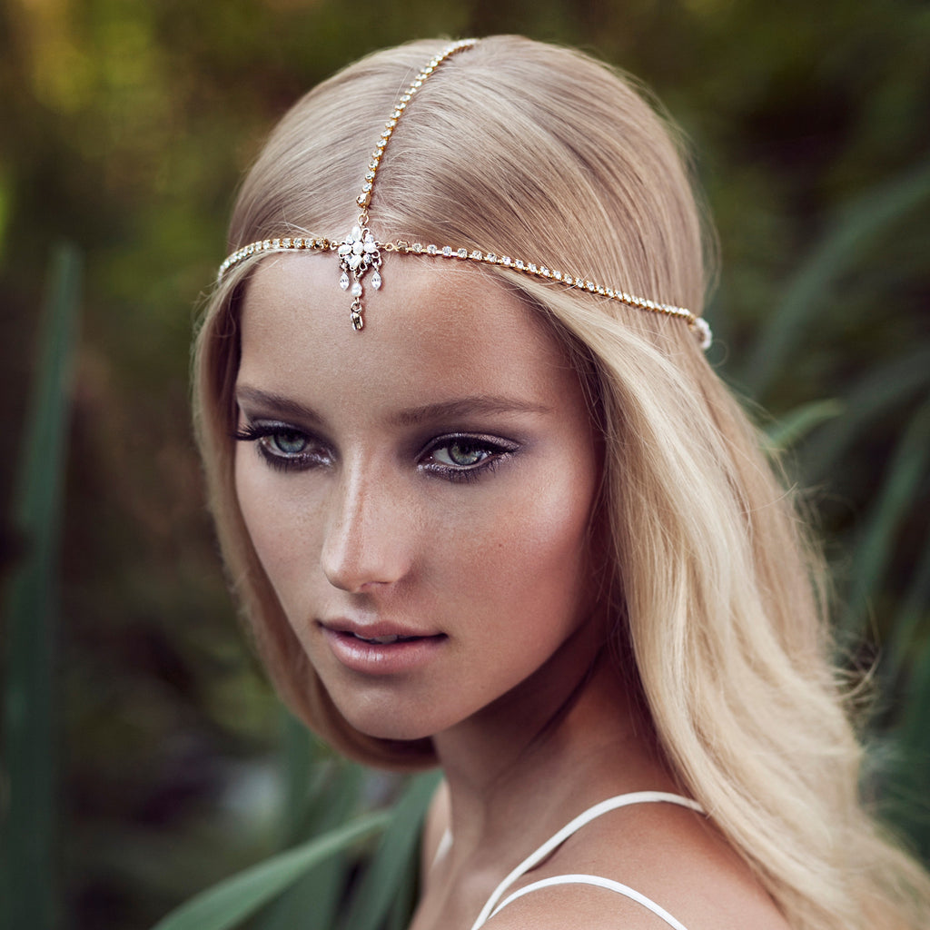 WYN HEADPIECE - OLIVIA HEADPIECES  - 2
