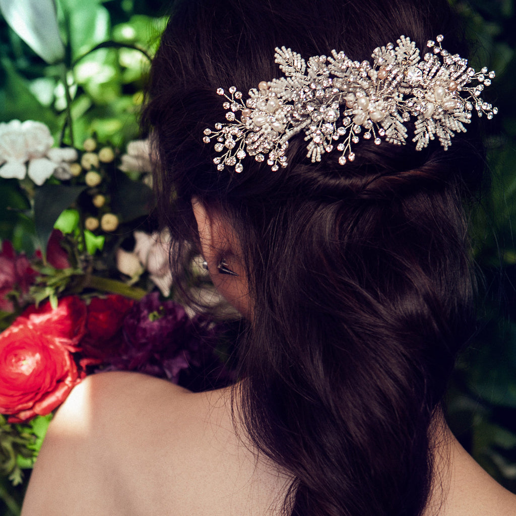 Ivy Headpiece - OLIVIA HEADPIECES  - 1