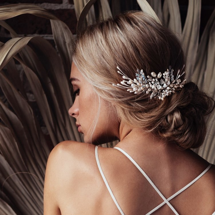 GEMMA HEADPIECE