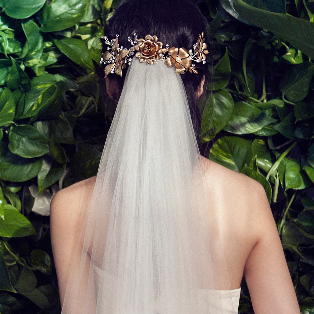 Vega Headpiece - OLIVIA HEADPIECES  - 1
