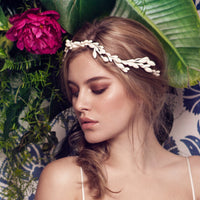 Josephine Headpiece -  spanish style bride