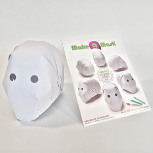 PLAIN MASK twin-pack.