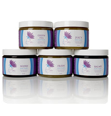 Anu Essentials Body Scrubs