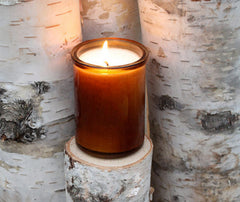 Vermont Wood Birch Scented Candle