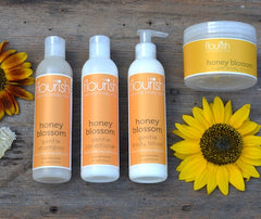 Honey Blossom Cleansing Set