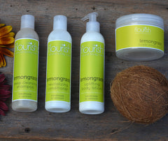 Lemongrass Cleansing Set