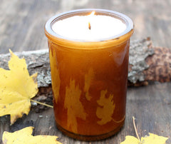 Vermont Wood Maple Scented Candle
