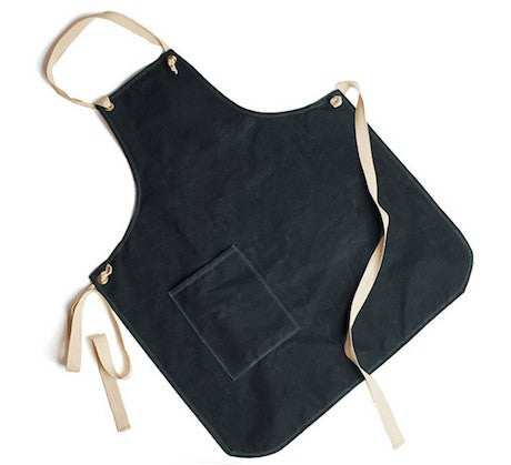 Waxed Potting Apron