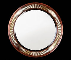 Gilded Modern Classic Mirror
