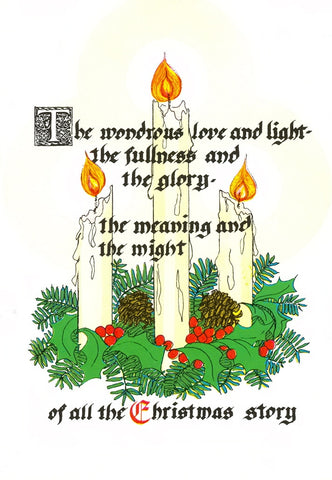 C-171 The wondrous love and light-